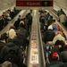 A metrók rendesen járnak