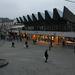 A Moszkva térnek erről az oldaláról nem indulnak a villamosok