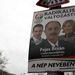 A jobbikos jelöltek többsége ekkora plakáton mutatja meg magát.