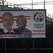 Viszonylag ritka jobbikos óriásplakát, kevés helyi jelöltnek telik ekkora méretű politikaii hirdetésre. Balog Barna a Jobbik  Magyarorszáért  Mozgalom  Párt, Budapest, 29-es választókörzetének jelöltje.