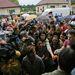 A bejelentett demonstráció résztvevői szerették volna, ha a polgármester személyesen kiáll eléjük, de Fehér Attila ezt nem tette meg.