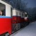 Vonat 2009. Újév napján.
