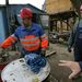 A bányászok megmutatják a különféle fúrófejeket