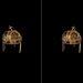 Bónusz:  Lőrinc Lilla és Borsos János: Tanácstalan Köztársaság (Magyarország története) / 2 db 20x30x5 cm-es olaj fatábla kép, vagy 1 db A/4-es lentikuláris lemez, amin a nézőpont változtatásával válik láthatóvá ahogy a kereszt ide-oda hajlong, 2011