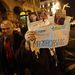 A kormány a Magyar Nemzeti Galériában és az Operaházban ünnepelte az alaptörvény január elsejei hatályba lépését, miközben az Andrássy úton ellenzéki politikai pártok és civilek tüntetettek Orbán Viktor rendszere ellen, néhány százan pedig a rendszer ellen tüntető tüntetők ellen demonstráltak.