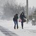 Északkelet-Magyarországon sűrű hóesés és hófúvások nehezítik a közlekedést
