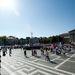 A tüntetésre kétezer embert vártak, helyszíni tudósítónk szerint pár százan lehetnek a demonstráción