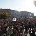 A Belügyminisztérium első hivatalos becslése szerint 150 ezren voltak a Békementen.