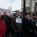 Gyurcsány Ferenc feleségével és DK-s politikusokkal érkezett a demonstrációra