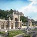 A Várkert bazár fejlesztési terveihez készített látványképek. A várkert felújítását, valamint a budai Vár és környéke közlekedés-fejlesztésére kiírt közbeszerzési pályázatát elnyert Swietelsky-WHB konzorcium aláírta a kivitelezői szerződést a Várgondnokság Nonprofit Kft.-vel és az I. kerületi önkormányzattal.