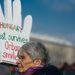 A Munkát, Kenyeret, Tisztességes Béreket Egyesület által szervezett Éhségmenet tiltakozó akció keretében negyven Szabolcs-Szatmár-Bereg megyei demonstráló indult útnak Nyíregyházáról Budapestre február 2-án szombaton, hogy felhívja a döntéshozók figyelmét az egyre nagyobb arányú elszegényedésre.