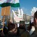 Az MSZP cáfolta, hogy a párt szervezte volna az Éhségmenetet, de azt elismerték, hogy támogatták a felvonulást és logisztikai támogatást is nyújtottak, például ők adtak szállást a felvonulóknak.