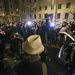 Az Alkotmány utcában mondtak beszédeket