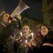 Az ELTE BTK-ra hívták azokat  tüntetőket, akiknek nem volt még elég