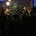 Amíg a rendőrök az állítólagos hídfoglalás tervéről faggatták a szervezőket, a Trefort kertben várták az egyetemisták társaikat