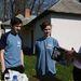 A református iskolai csapat beleválogatta túlélő csomagjába a 999 oldalas Űrhajózási Lexikont is.