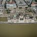 A Parlament, az elárasztott mélygarázs és a feltúrt Kossuth tér