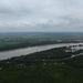 Légi szemlét tartott kedden a honvédség a Duna északi szakaszán Győr és Komárom térségében.