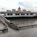 Matrózok csónakja a Bem rakparton