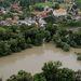 A Duna Vének- és Lupa sziget közötti szakasza