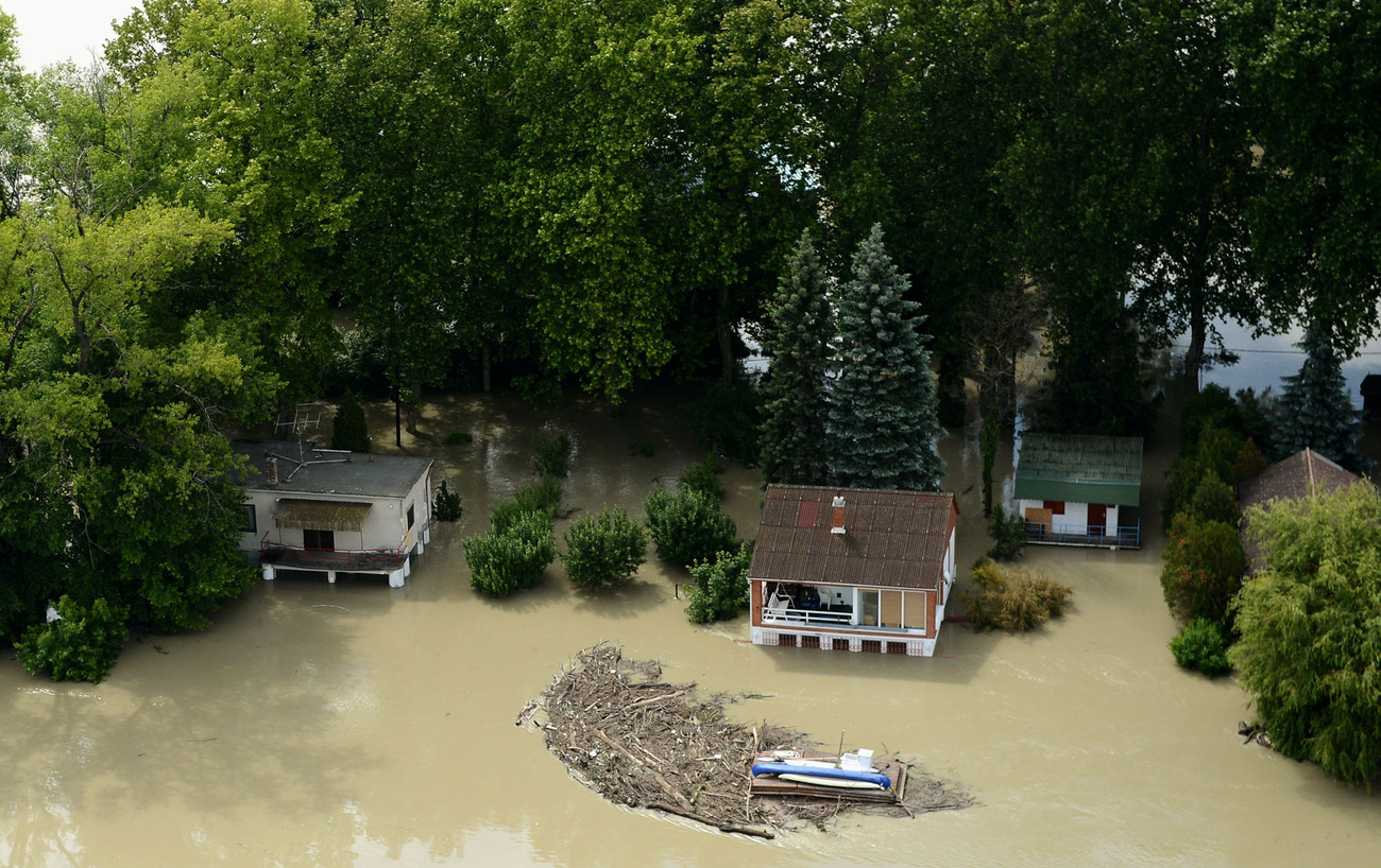 Percről percre tudósításunk az árvízi helyzetről