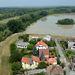 A Duna Likocsnál. Az ORFK vasárnap reggeli fotói a Duna által elöntött területekről.
