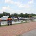 A XIII. kerületben figyelik az áradást