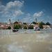 Szentendrén vasárnap tetőzött a Duna.