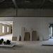 A Budapesti Történeti Múzeum kiállító terme már jól áll