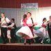 Az egyik általam tanított együttes (Liliom) chacoi fellépése a tartományi Magyar Szüreti Bálon