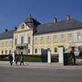 A vadásznap fő programpontja a felújított és vadászati múzeummá alakított Grassalkovich-kastély átadása volt.