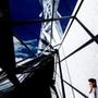 Földszinti üvegburkolatú fogadóterem - látványterv