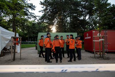 A dél-koreai speciális egységek a TEK-kel közösen hajtják majd végre a mentési és felderítési munkájukat.
