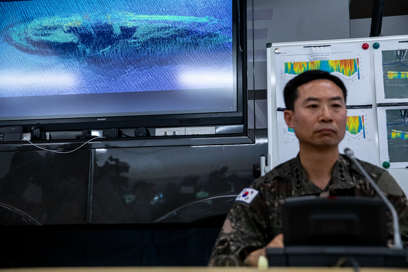 Alámerült két koreai búvár a Dunába - 2