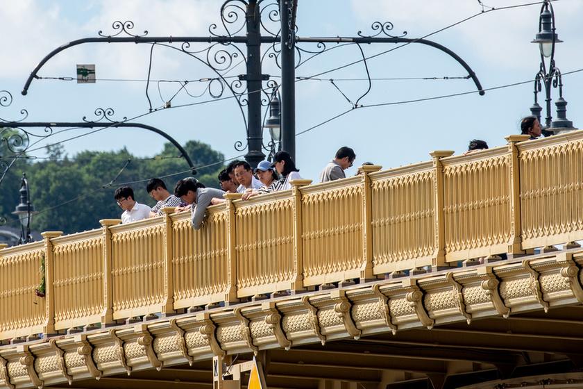 Alámerült két koreai búvár a Dunába - 9