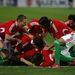 Április 1.  A magyar válogatott sorozatban negyedik vb-selejtezőjét is megnyerte, a Puskás Ferenc Stadionban 38 ezer néző előtt 3-0-ra győzte le Máltát Erwin Koeman csapata. A gólkülönbség túlzó, a korán előnybe kerülő magyar csapat csak a hajrában tudta eldönteni a meccset, Málta 60 percen át egyenrangú ellen fél volt. Koeman válogatottja hat tétmeccséből ötödször nem kapott gólt.  Az index cikke »
