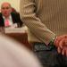 A 23 éves lány következetesen állítja, hogy öt rendőr - az akkor még Rebisz, ma Készenléti Rendőrség állományába tartozó T. Péter, F. Zsolt, R. Gábor, B. Gergely és I. Tibor - 2007. május 4-én hajnalban közúti ellenőrzés során megállította Budapesten, egy sötét mellékutcába vitte, majd ketten - T. Péter (képünkön) és F. Zsolt - megerőszakolták.