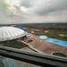 Kilátás a panorámaliftből