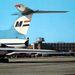 Tu-154 képes levelezőlapon
