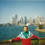 Már Sydney-ben, 8136 kilométerrel a budapesti indulás után