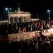 A bevett berlini fal november 11-én.