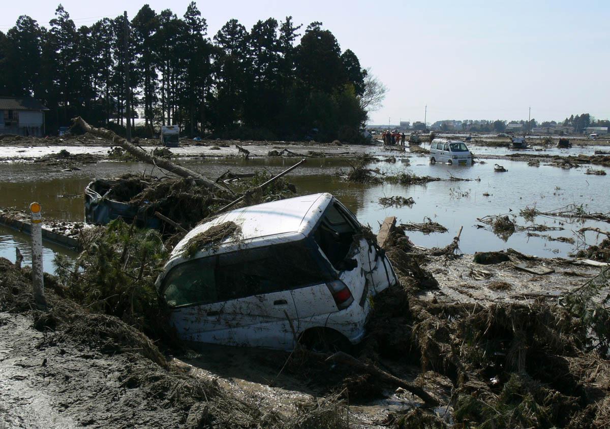 Dr. Szilágyi Béla Otomo Nohumu cunami-túlélővel beszélget
