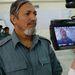 A kandahári táborban afgán rendőröket is képeznek, egy csoport a