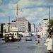 Checkpoint Charlie, 1968. Ez volt a leghíresebb átkelő, ma idegenforgalmi látványosság.