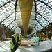 Az 50 millió fontot felemésztő, több éves helyreállítási munkálatok után újra teljes pompájában nyitott meg a klipper.