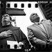 Brian Jordan atya a Ground Zeronál tartott misén. Háta mögött a tragédia egyik spirituális jelképe: két vasrúd, melyek kereszt alakot formázva kerültek elő a WTC romjai alól.