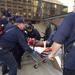 2002. New Yorkban lövöldözés volt a Martin Luther King középiskolában. Két 16 éves fiú megsebesült.