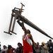 A kötélhúzástól az ökrösszekér-hajtásig  bezárólag, mindenféle Pandzsábban elterjedt népi sportág képviselteti magát a a Kila Raipur sport fesztiválon.