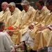 2005 áprilisában Joseph Ratzinger személyében XVI. Benedek néven nyolcadik alkalommal választottak 480 év után ismét német pápát.