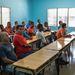 37 százalék vesz részt a börtön képzési rendszerében, ahol falazást, ácsolást és forrasztást tanulhatnak.
